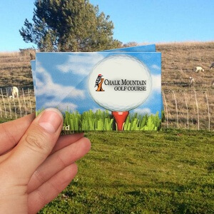 Chalk Mountain Gift Card