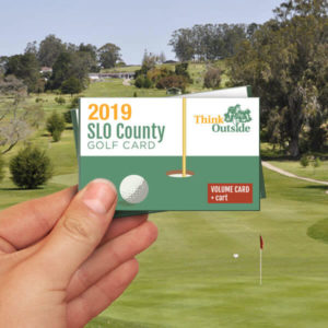 2019 SLO County Golf Card